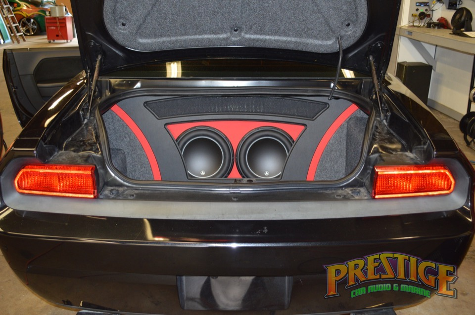 2012 Dodge Challenger Prestige Car Audio And Marine