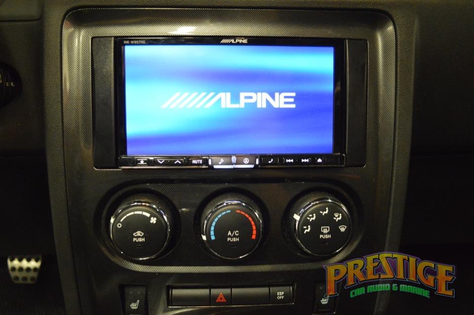 2012 Dodge Challenger Prestige Car Audio And Marine