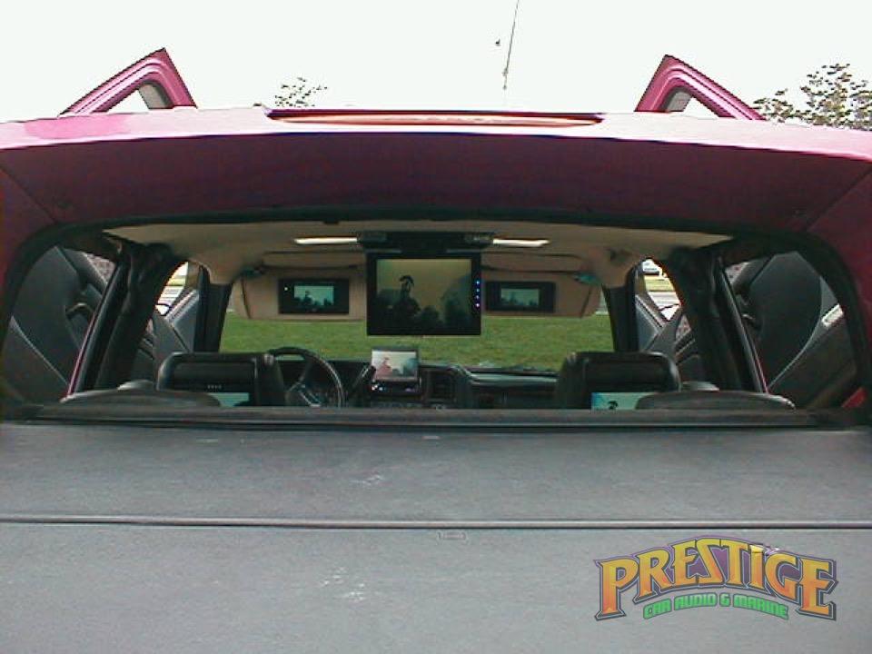 chevrolet avalanche prestige car audio and marine. Black Bedroom Furniture Sets. Home Design Ideas