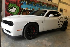 Dodge Challenger Graphics