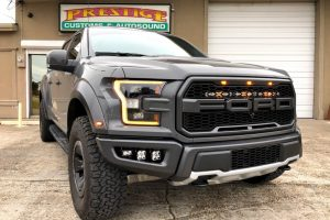 Ford Raptor Lighting